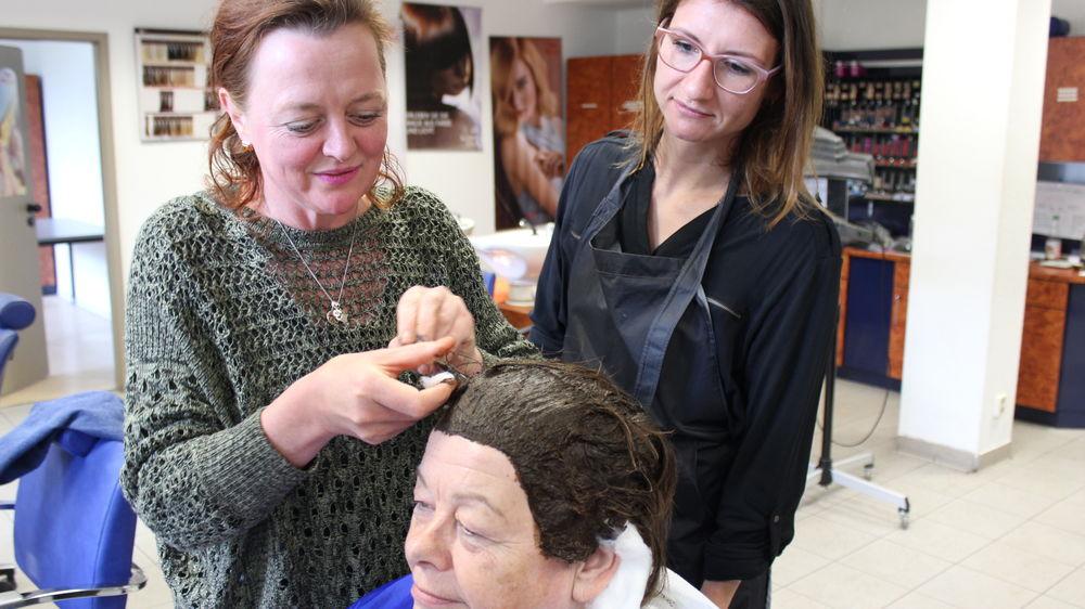 Naturfriseur natürliche Haarbehandlungen | HWK Chemnitz